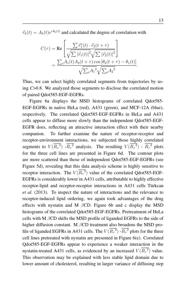 Example of Teaching Statistics format