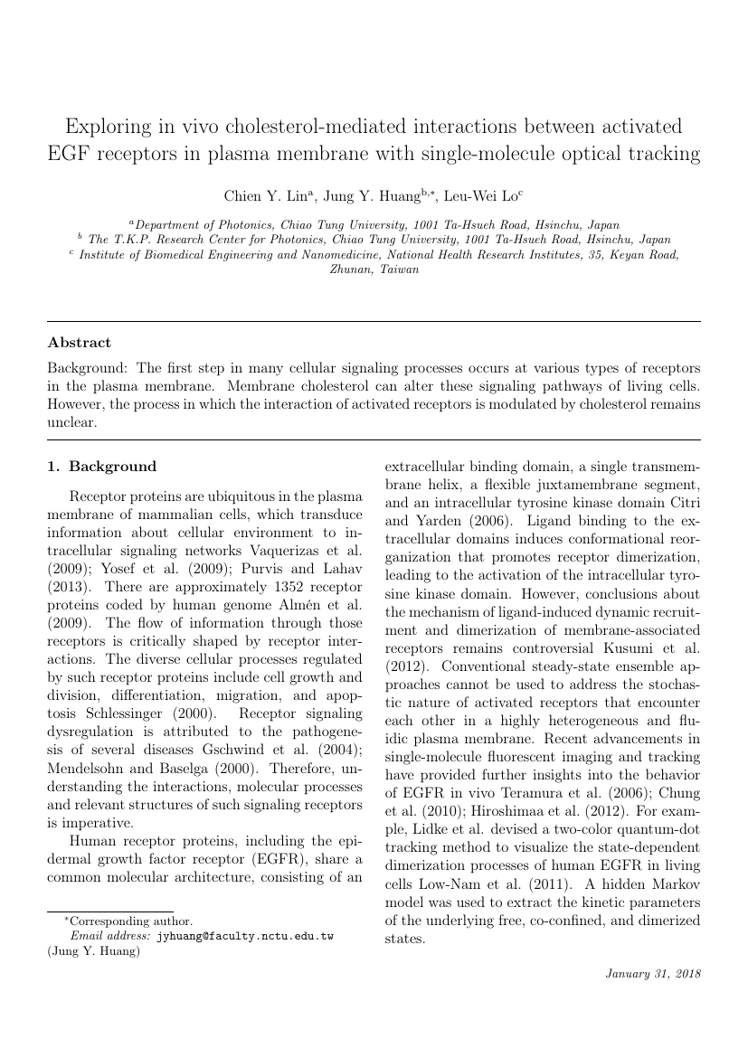 Example of Journal of Information Security and Applications format