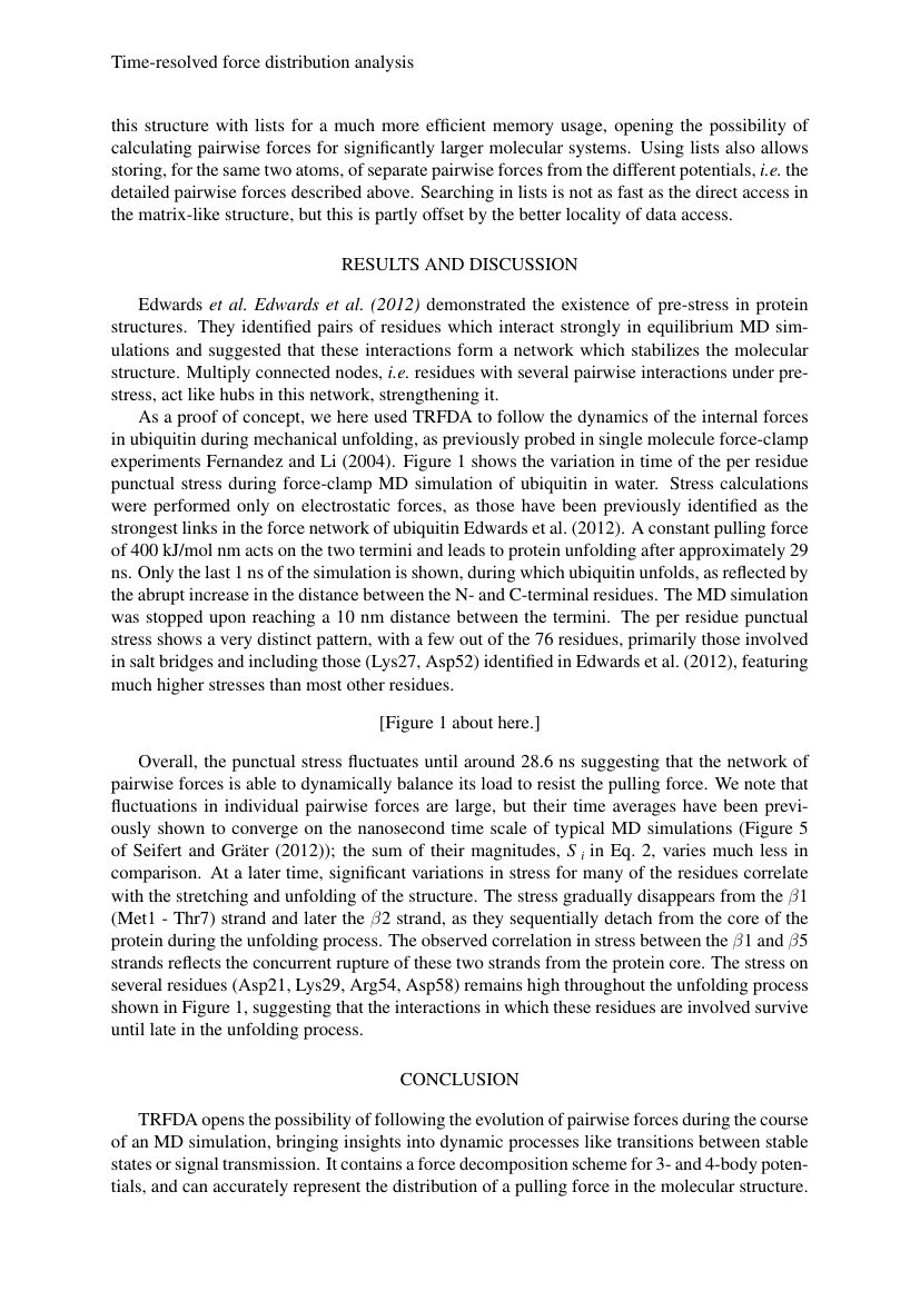 Example of Oxford Journal of Archaeology format
