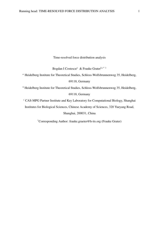 Example of Behavior Research Methods format