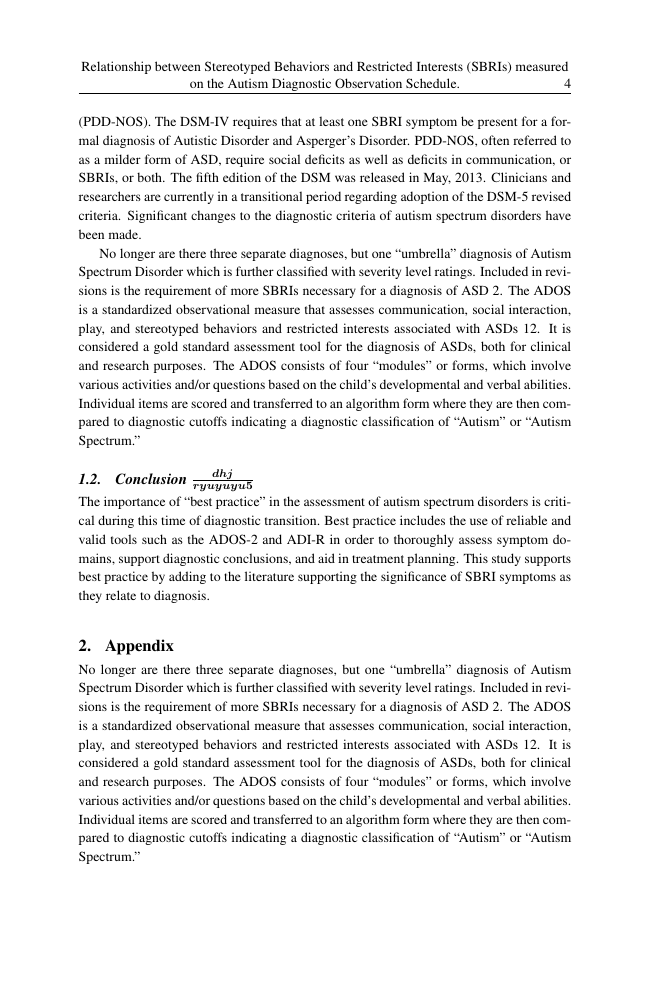 Example of International Journal of Lean Six Sigma format
