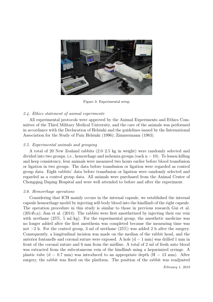 Example of Journal of Applied Research and Technology format