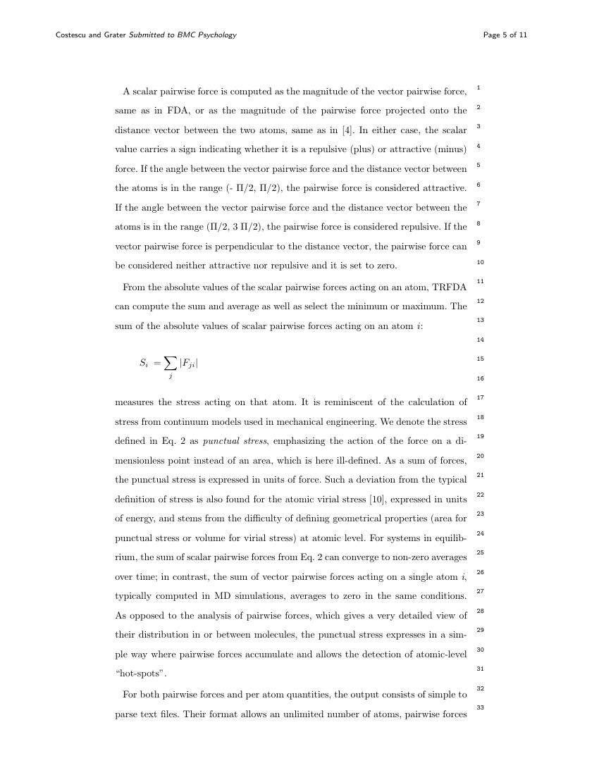 Example of BMC Psychology - debate format