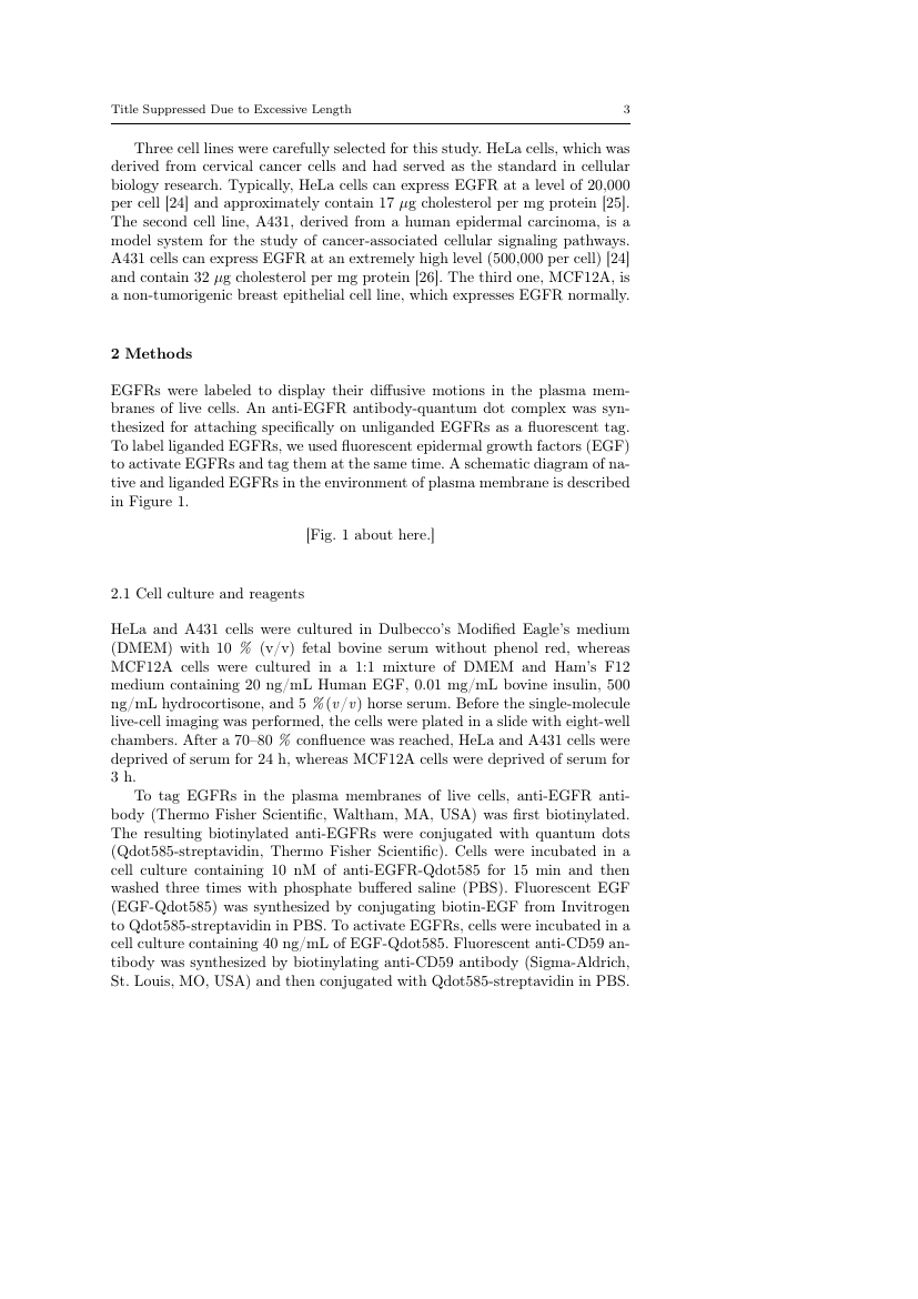Example of Indian Journal of Physics format