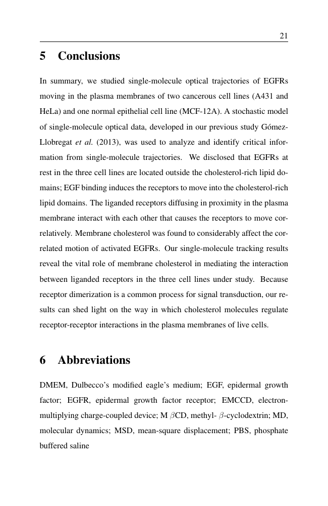 Example of Journal of Agricultural Economics format