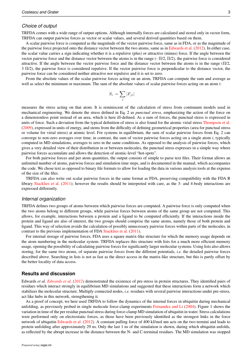 Example of Social Science Computer Review format