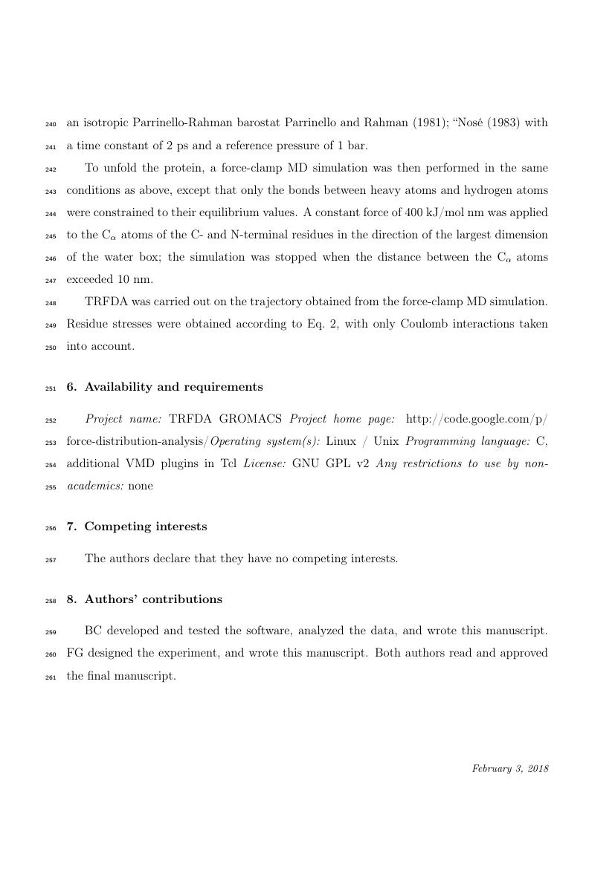 Example of Computers & Geosciences format