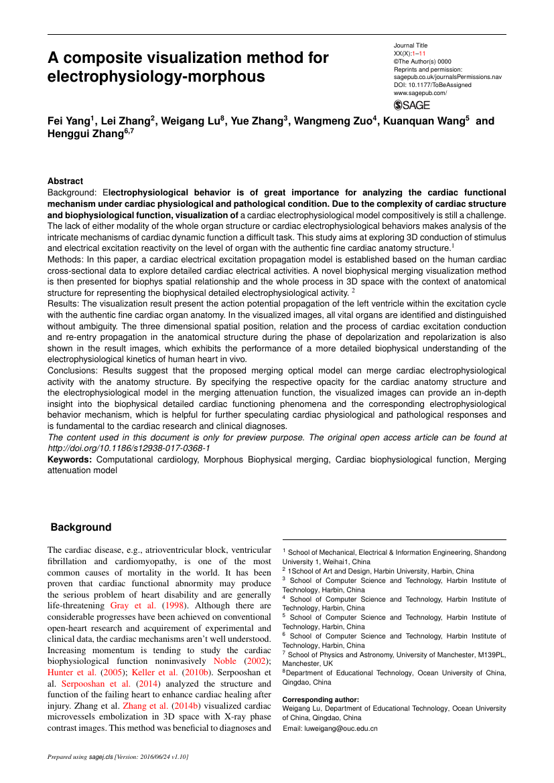 sociology paper format