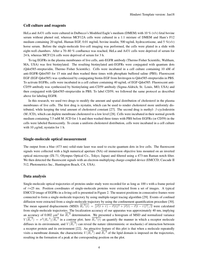 Example of International Journal of Oceanography format