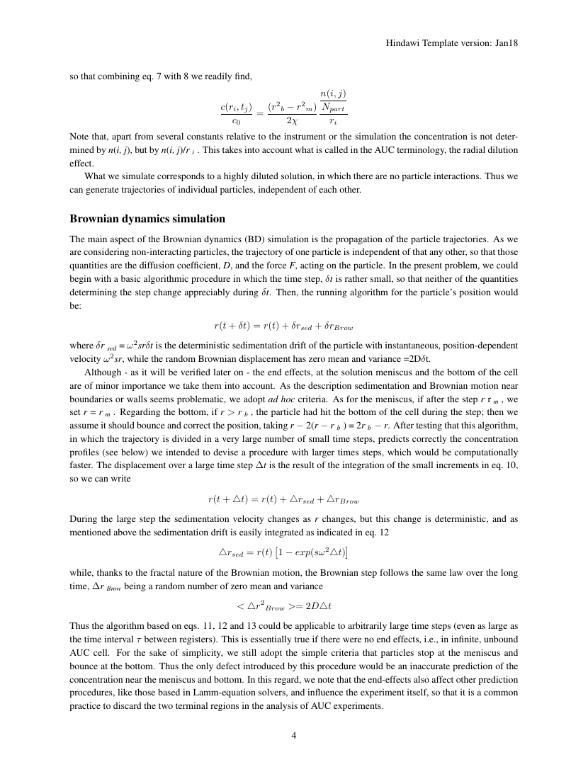 Example of Journal of Computational Engineering format