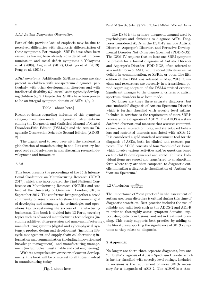 Example of Journal of Control, Automation and Electrical Systems format