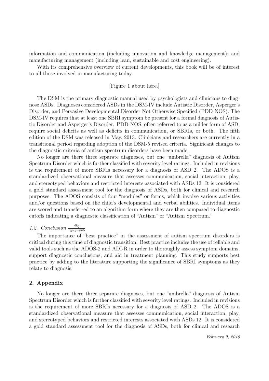 Elsevier - SoftwareX Template