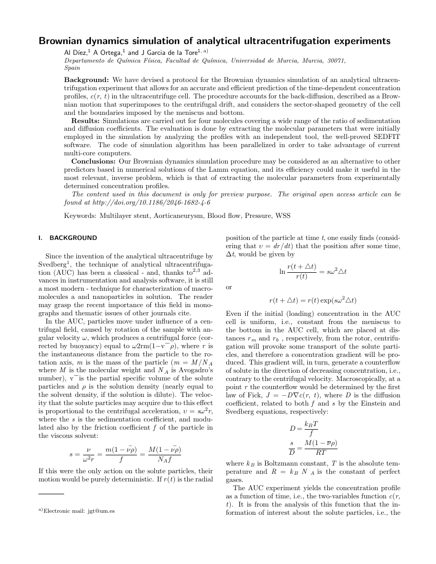 Example of Journal of Vacuum Science & Technology A format