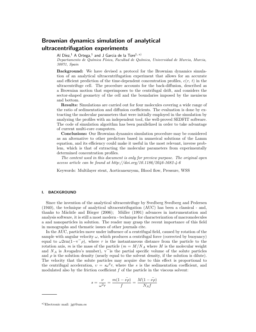 American Institute Of Physics Journal Of Mathematical Physics Template