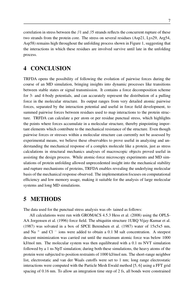 Example of Journal of Regional Science format