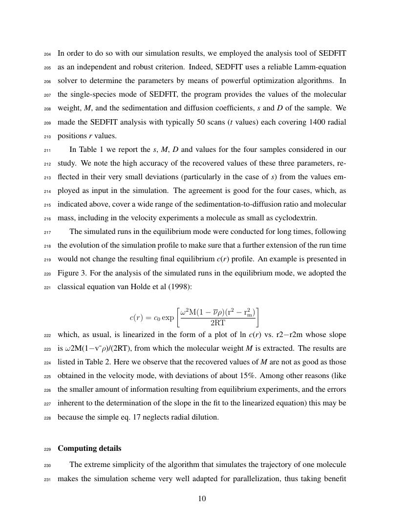 Example of Australian Journal of Botany format