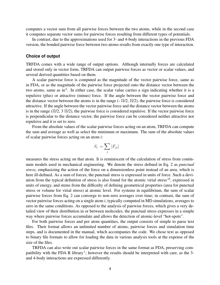 Example of Journal of Computational Chemistry format