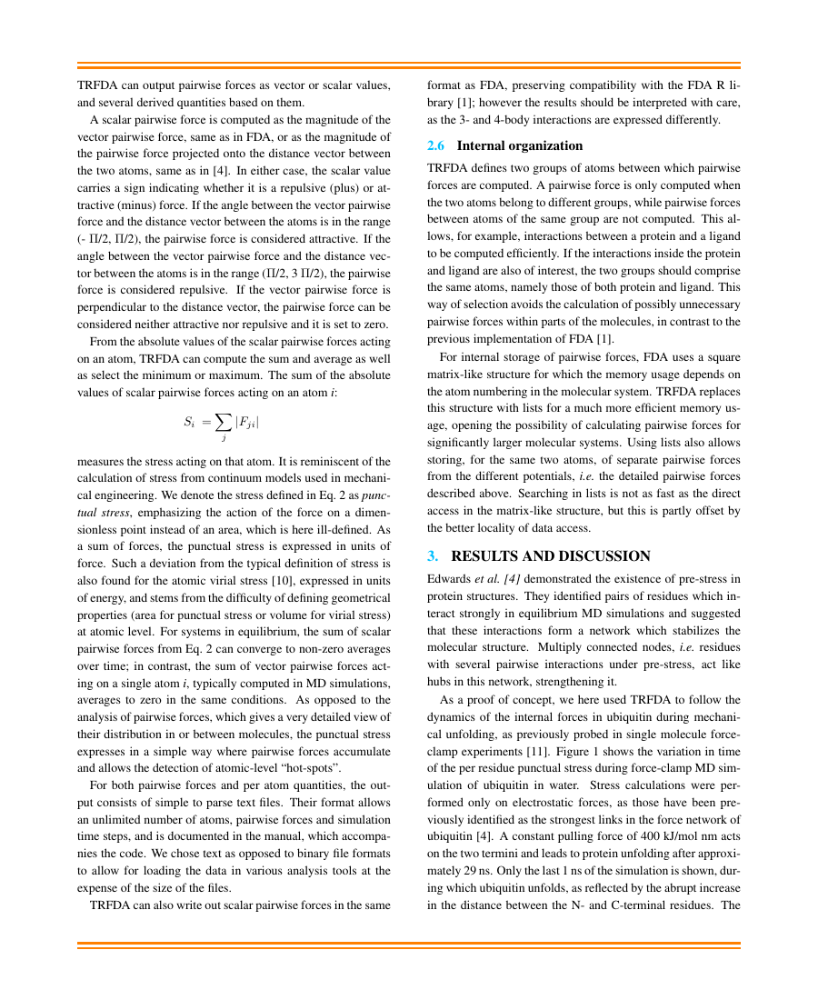 Example of Journal of English Language and Literature format