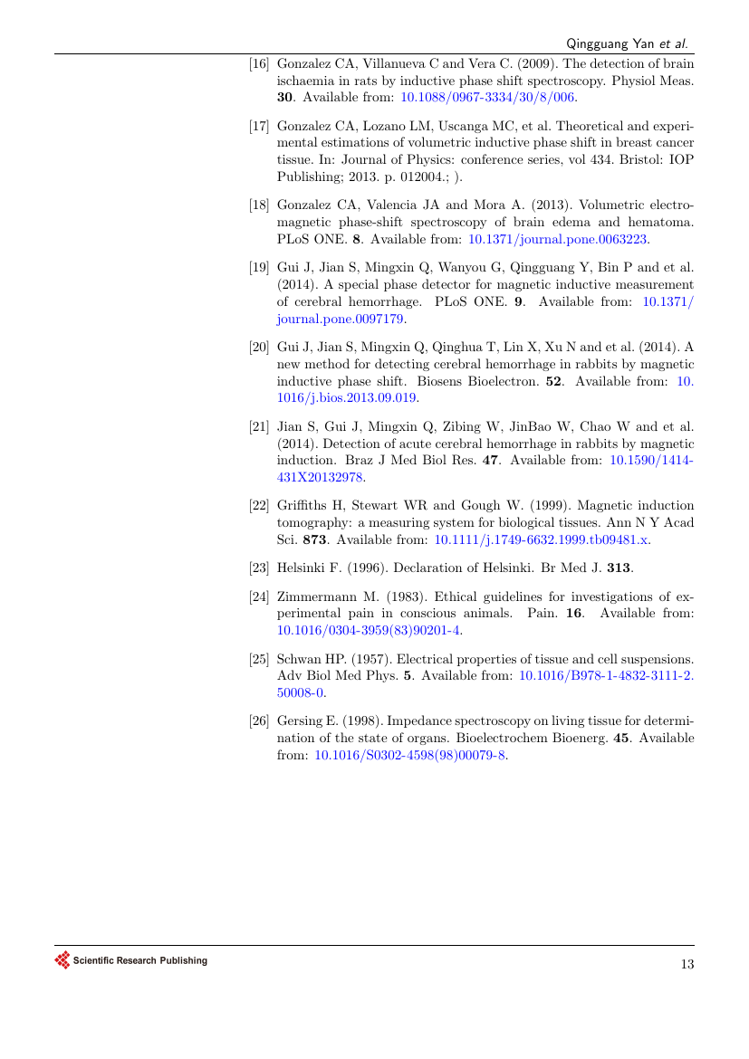 Example of Open Access Library Journal format