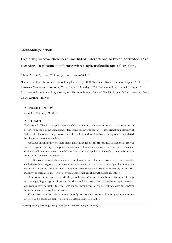 Example of Developmental Neurorehabilitation format