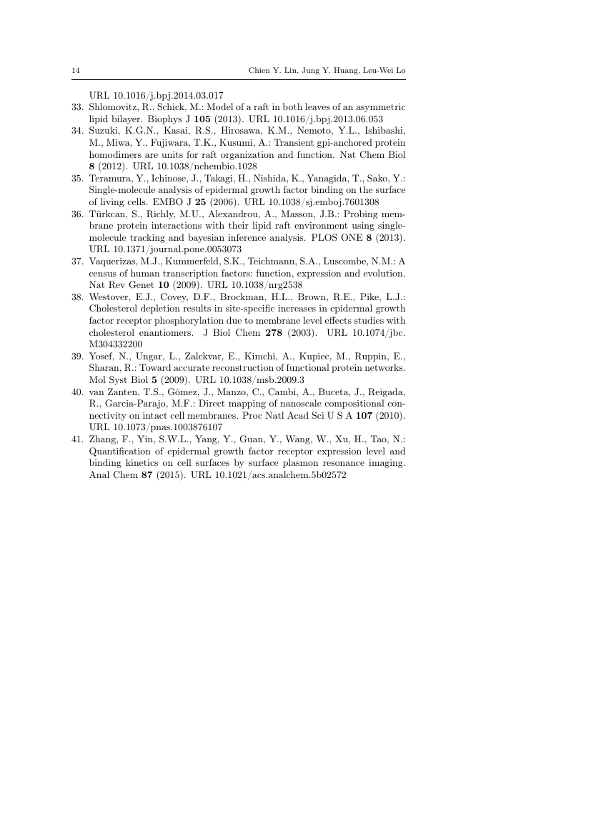 Example of Journal of Computer Virology and Hacking Techniques format