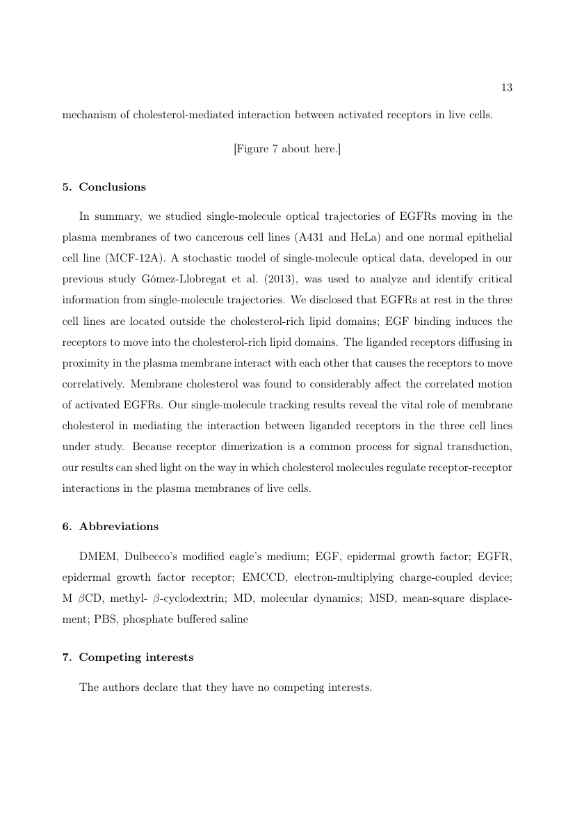 Example of Journal of Materials Processing Technology format