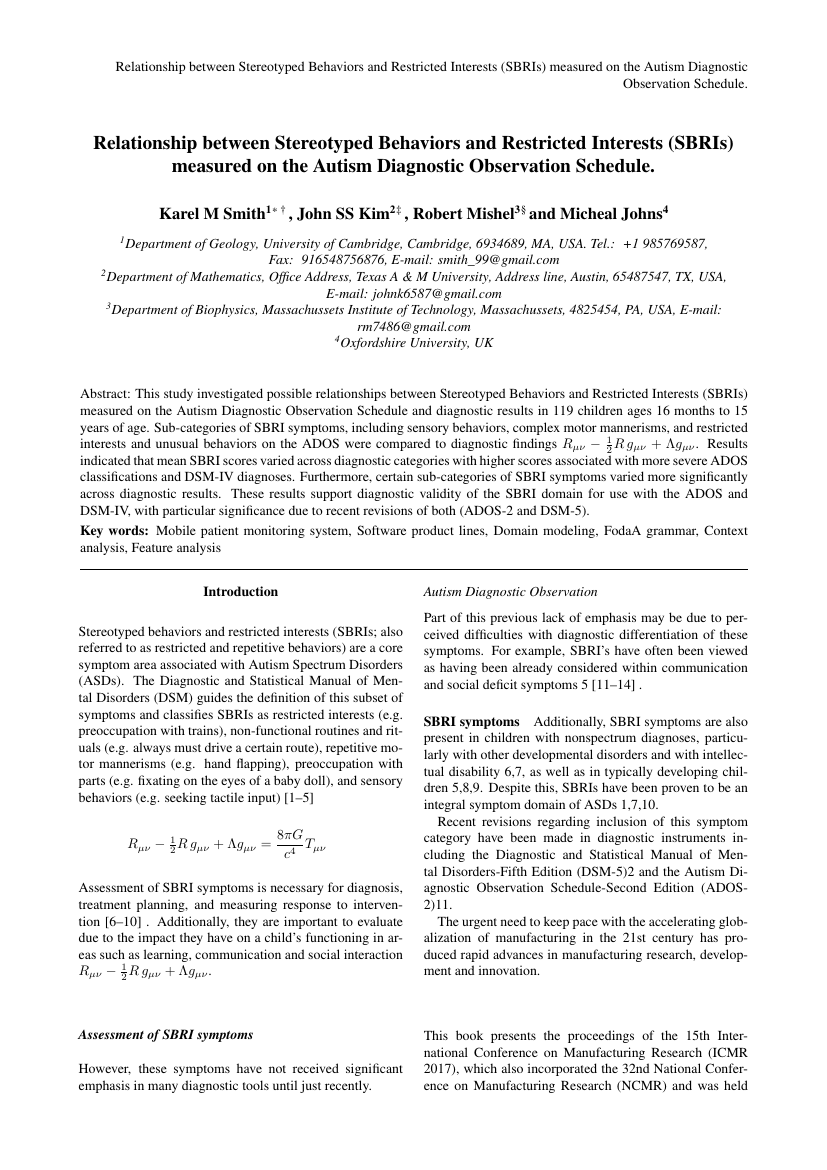 Example of Bulletin of the Korean Chemical Society format