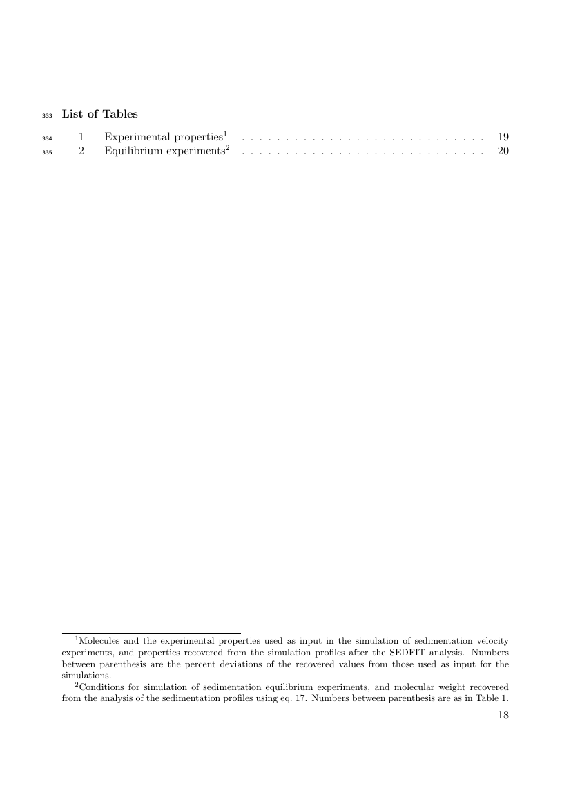 Example of The Spine Journal format