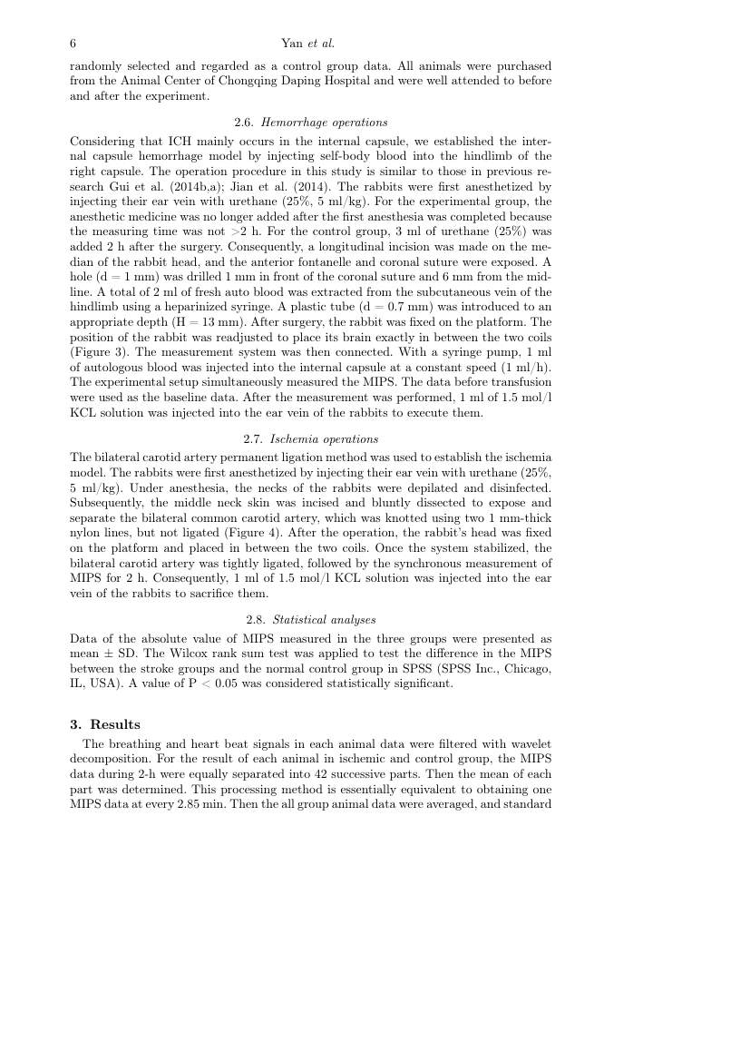 Example of Proceedings of the International Astronomical Union format