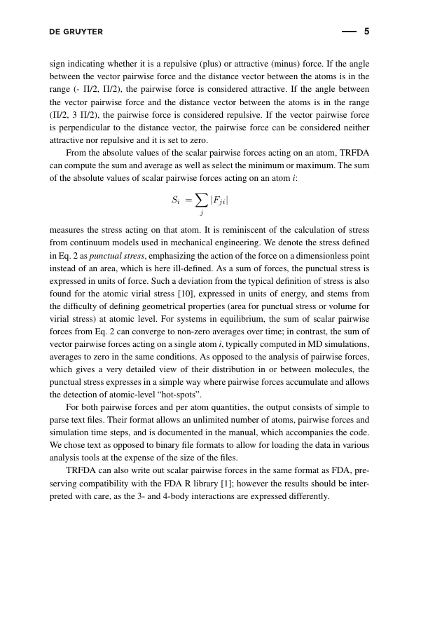Example of Journal of Applied Geodesy format