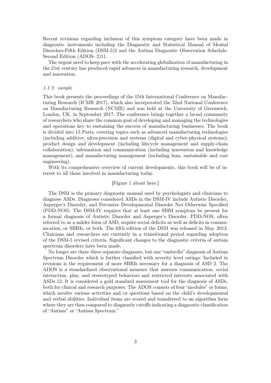 Example of Cogent Engineering format