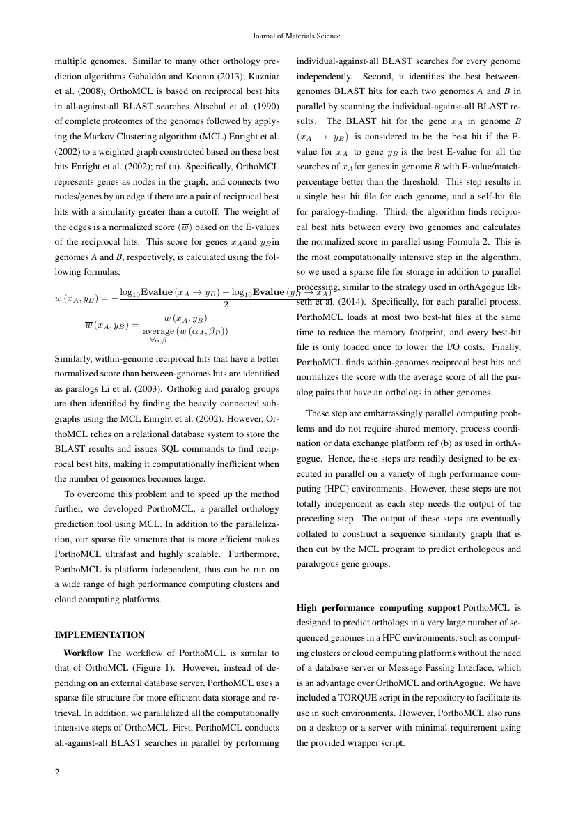 Example of Journal of Plant Breeding and Genetics format