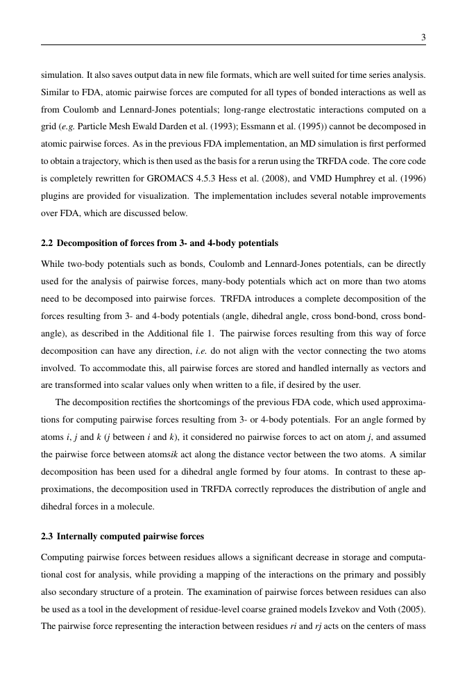 Example of Papers in Regional Science format