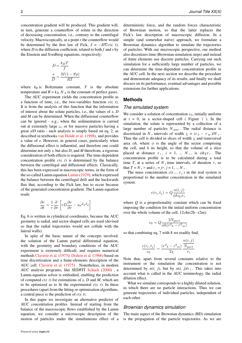 Example of The International Journal of Robotics Research format