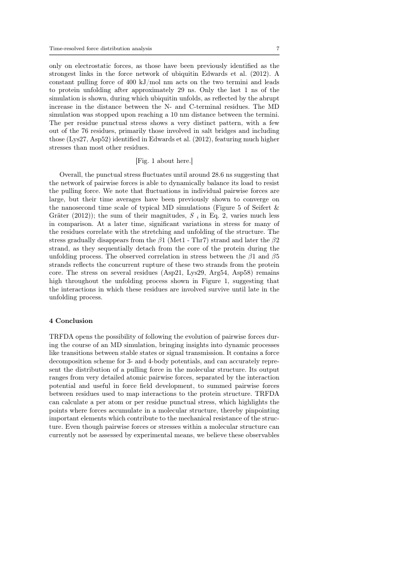 Example of American Journal of Criminal Justice format