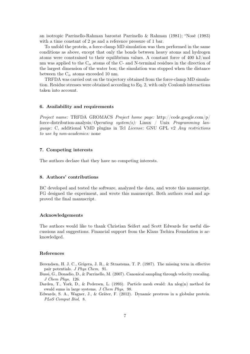 Example of International Journal of Electronics Letters format