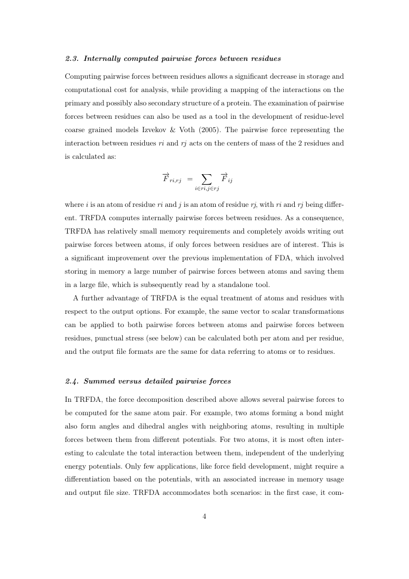 Example of Computer Science Education format