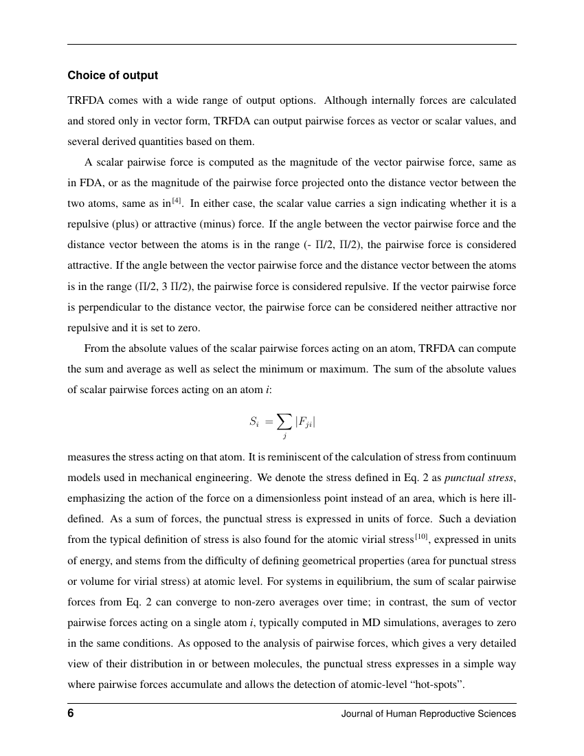 Example of Journal of Human Reproductive Sciences  format