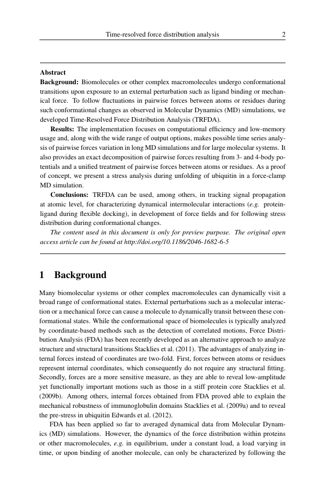 Example of Social Science Japan Journal format