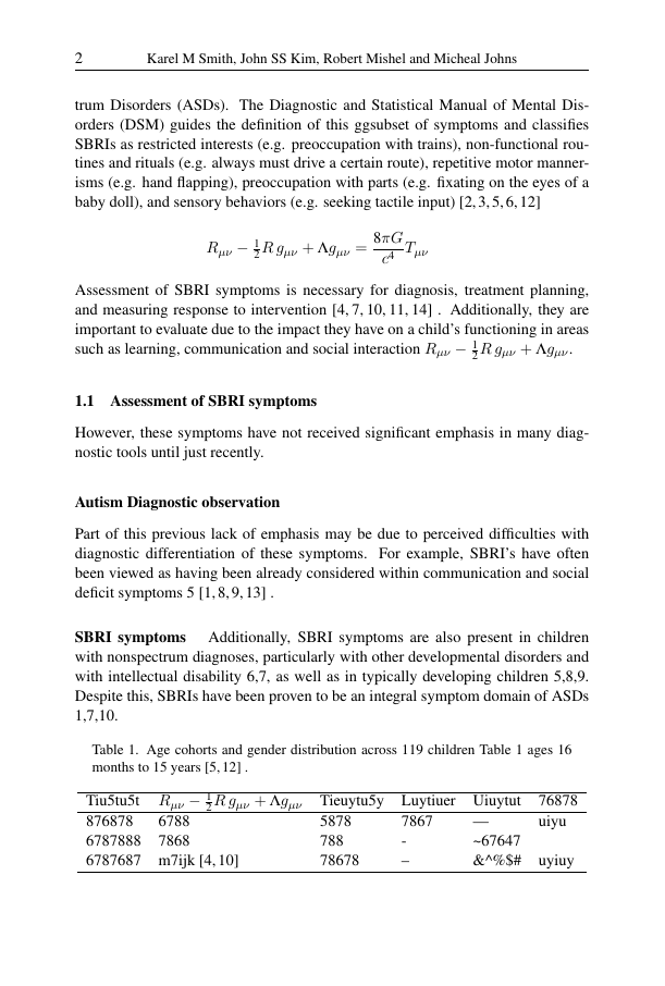 Example of Journal of Intelligent Systems format