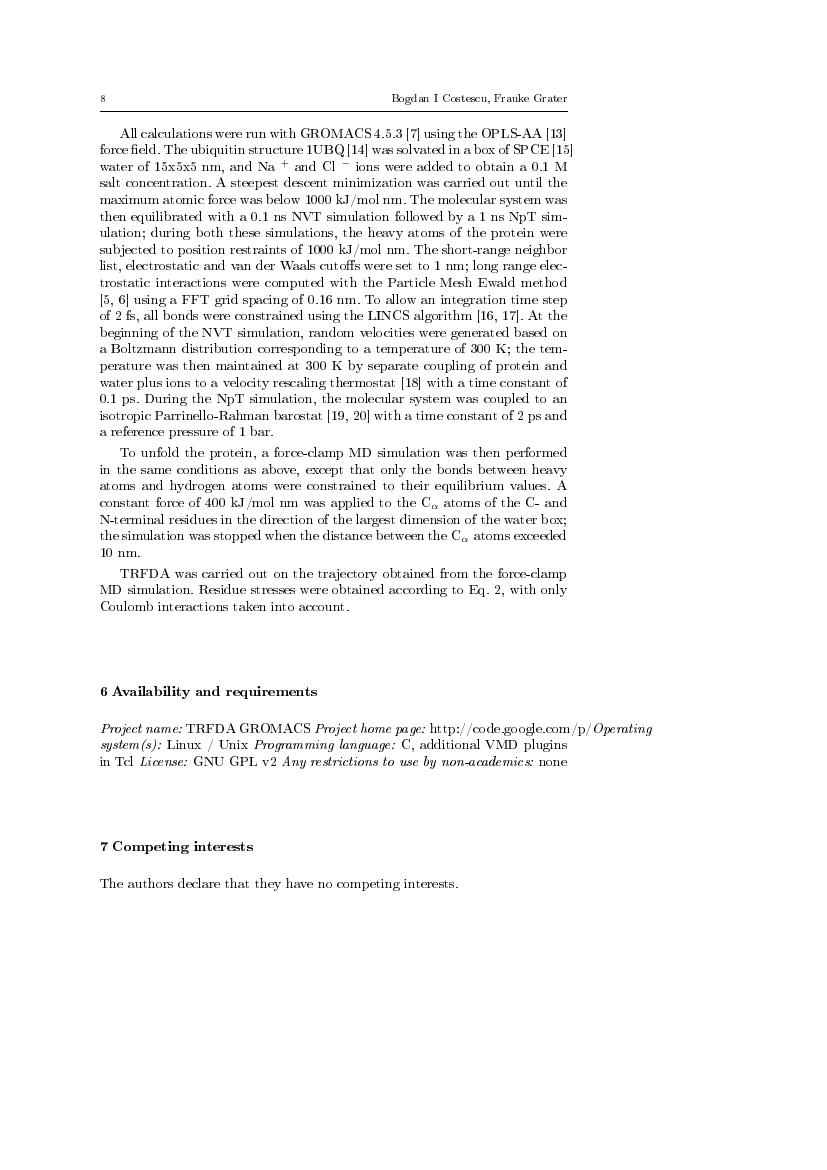 Springer - Applied Physics B Template
