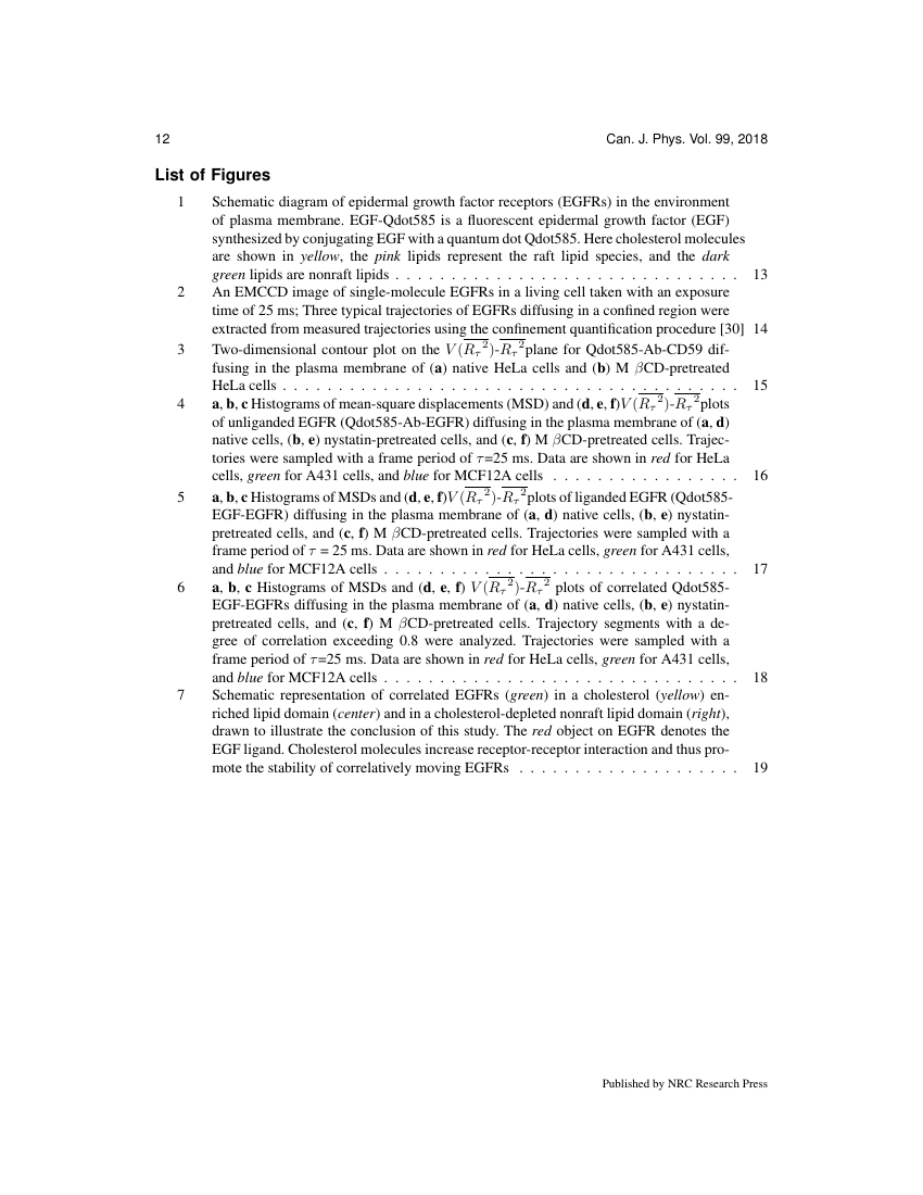 Example of Canadian Journal of Physics format