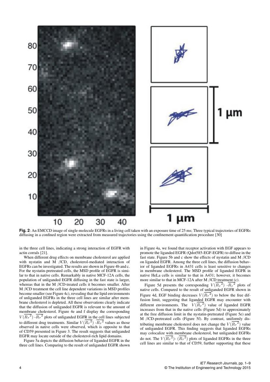 Example of IET Radar, Sonar & Navigation format