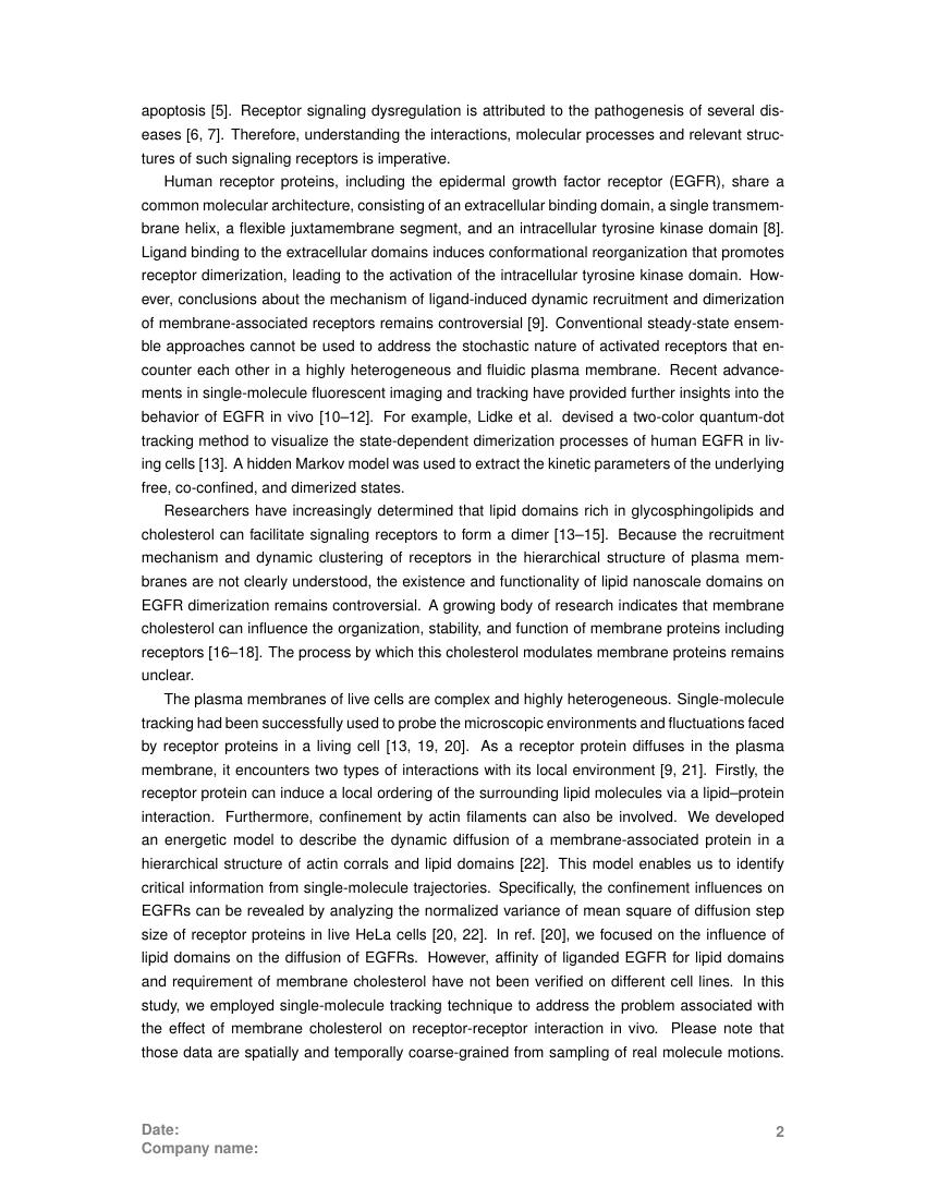 White Paper - White Paper Custom Template - 3 Template
