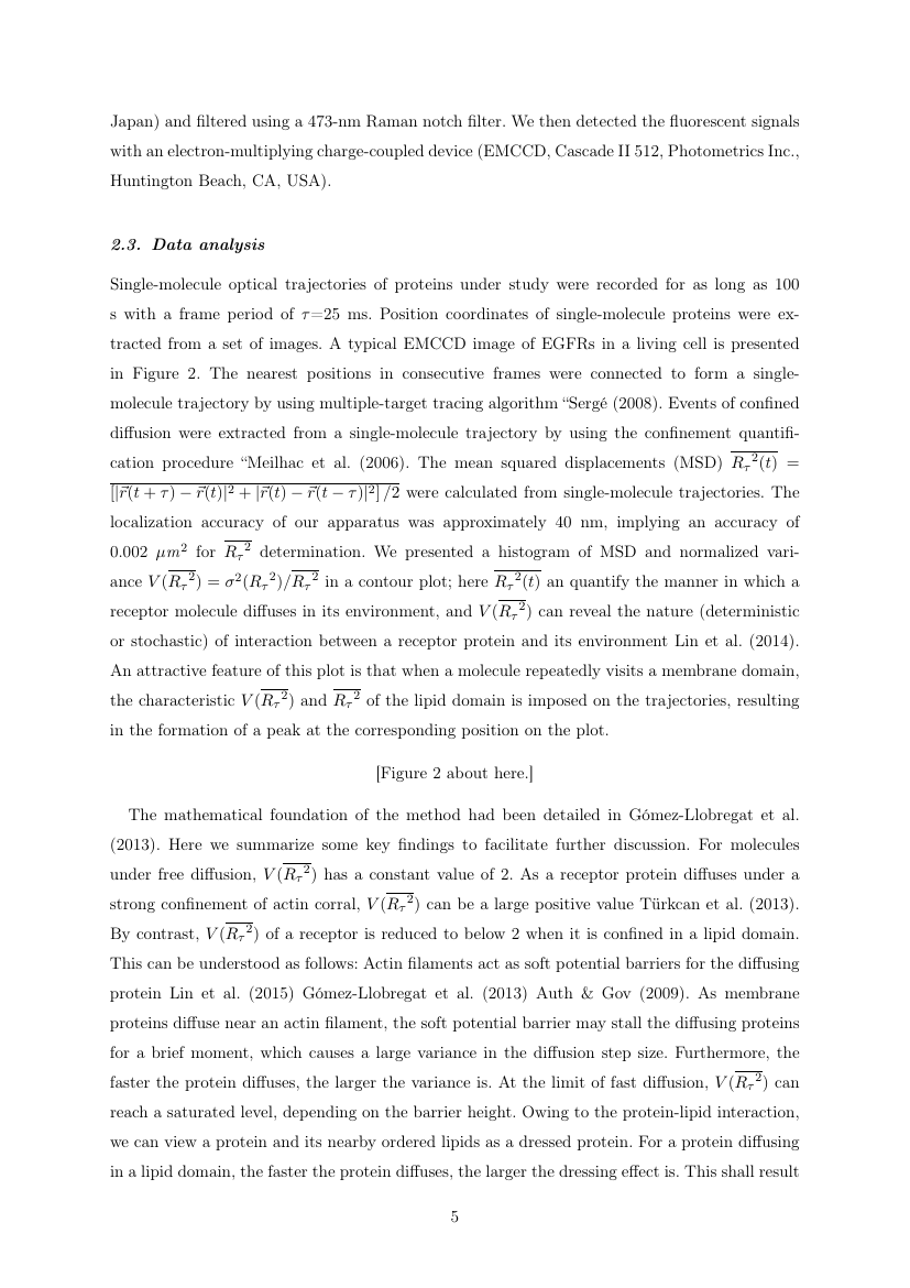 Example of Journal of Sports Sciences format