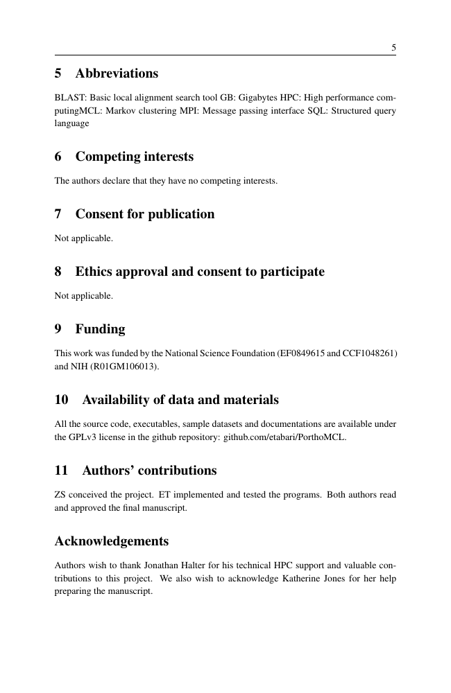 Example of American Journal of Medical Genetics Part A format
