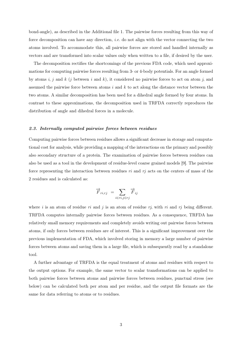 Example of Journal of Biological Dynamics format