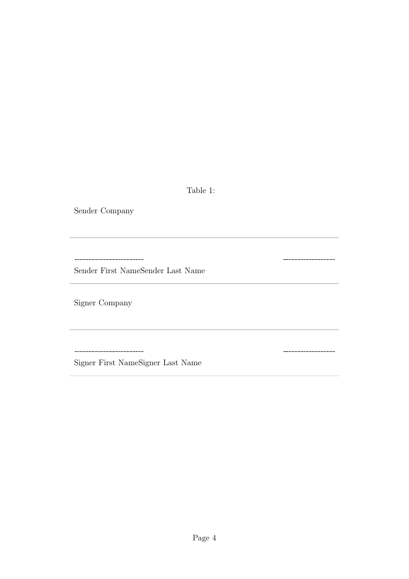 Example of Memorandum of Agreement Template format