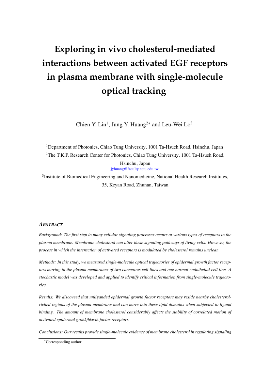 Example of Dental Research: An International Journal (DRIJ) format