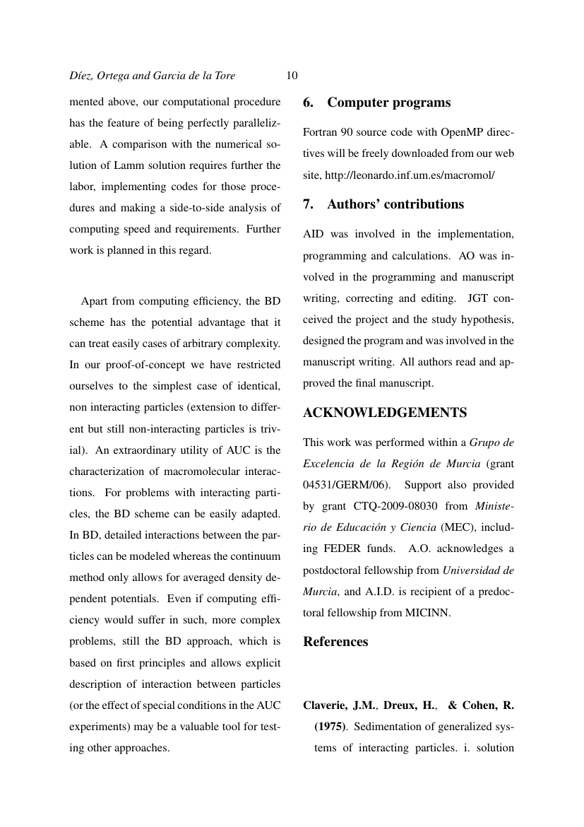Example of Journal of the Social Sciences format